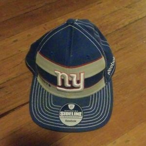 NY Giants cap, Reebok,  size s/m, NFL
